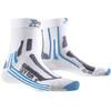 X-Socks Sky Run 2.0 Hardloopsokken Dames wit